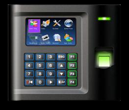 Terminal biométrico - Reloj de fichar con el dedo